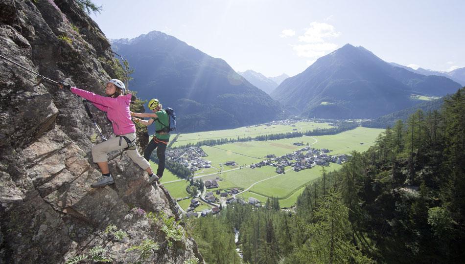 Kletterausrüstung Set Einsteiger : Klettern im Ötztal für einsteiger und profis blog