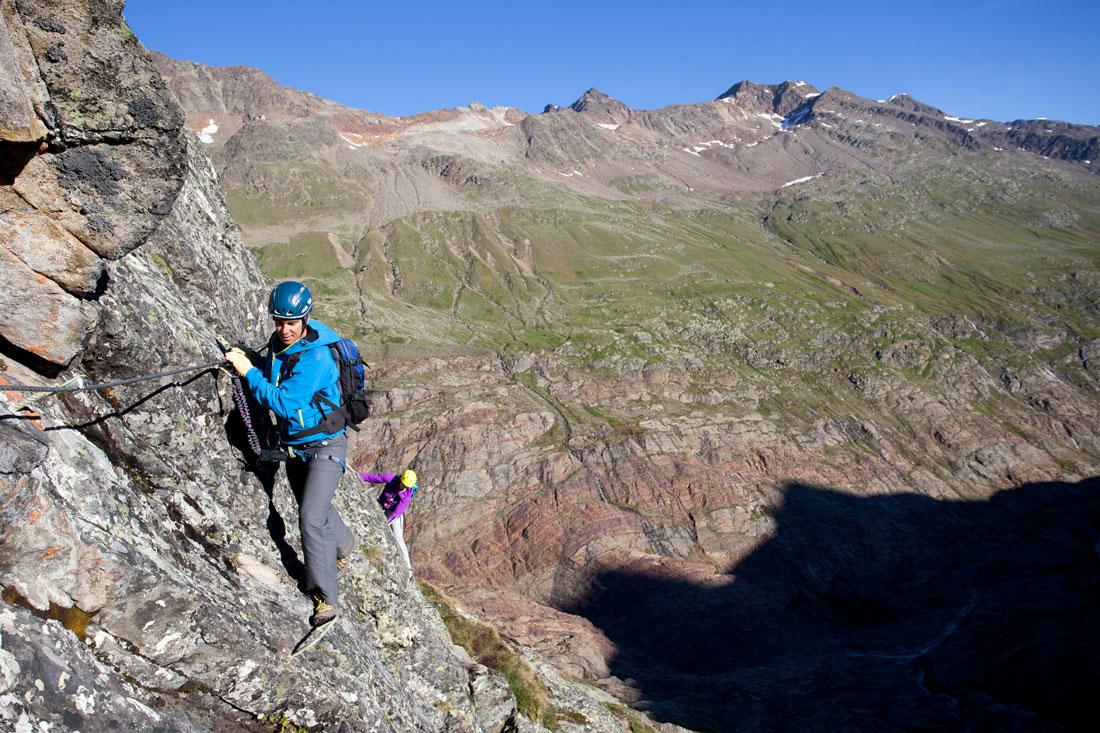 Klettergurt Empfehlung : Das leichteste gepäck der welt Ötztal blog