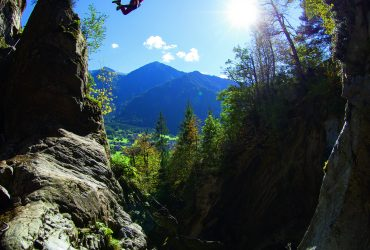 Canyoning im Ötztal