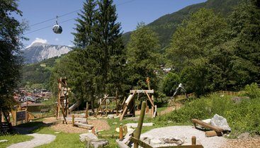 Sommerausflug in den Kids Park Oetz - Oetztal.at