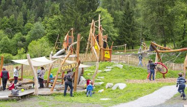 Familienspaß im Kids Park Oetz - Oetztal.at