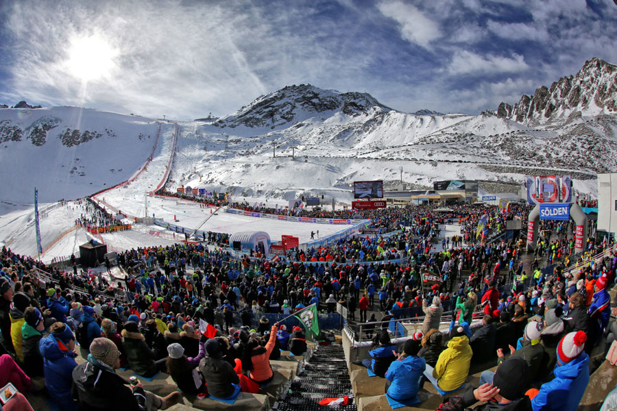 Skiweltcup Opening 2018