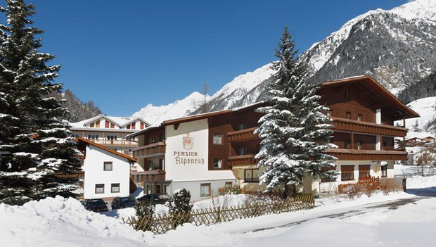 Pension Alpenruhe